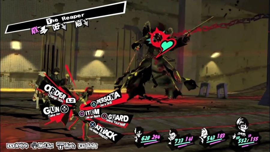 6- Reaper